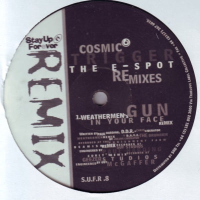 COSMIC TRIGGER - The E-Spot (Remixes)