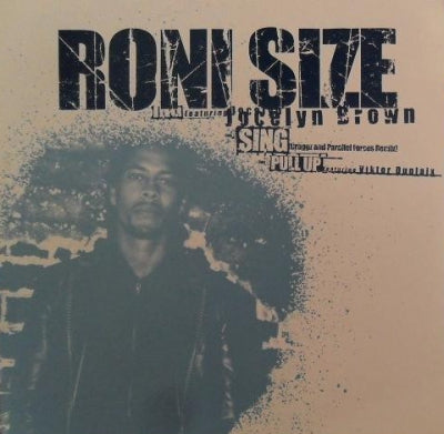 RONI SIZE FEATURING JOCELYN BROWN / VIKTOR DUPLAIX - Sing (Remix) / Pull Up
