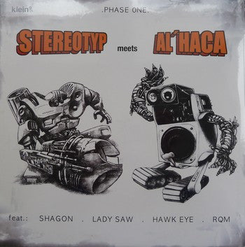 STEREOTYP MEETS AL'HACA - Phase One