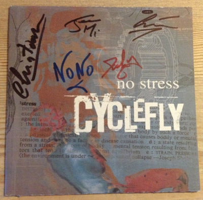 CYCLEFLY - No Stress