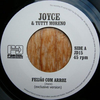JOYCE & TUTTY MORENO - Feijão Com Arroz / Penalty