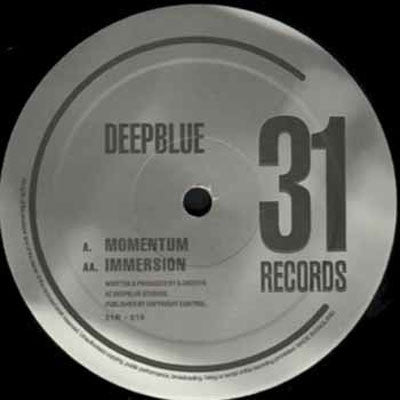 DEEPBLUE - Momentum / Immersion