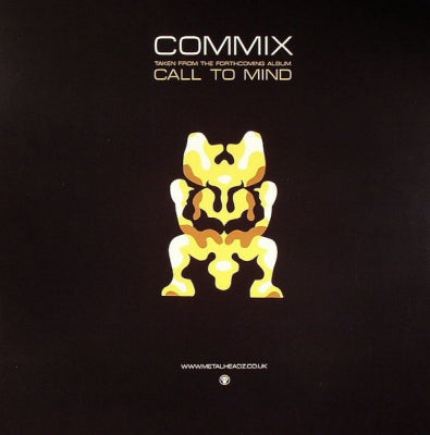 COMMIX - Be True / Satellite Type 2