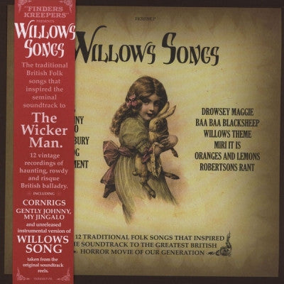VARIOUS - Willows Songs