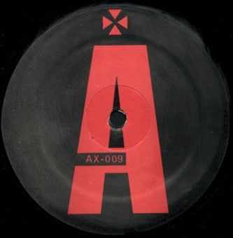 JEFF MILLS - Axis 9 A/B