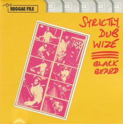 BLACKBEARD - Strictly Dub Wize