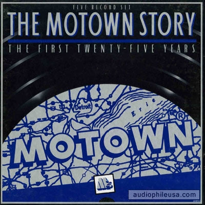 VARIOUS - The Motown Story: The First Twenty-Five Years