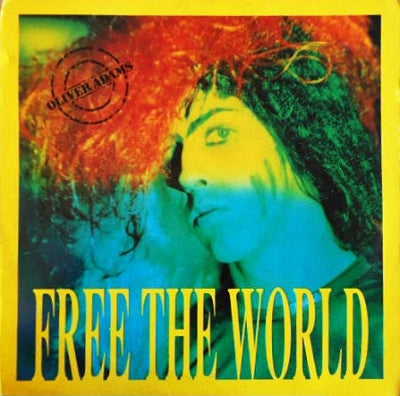 OLIVER ADAMS - Free The World