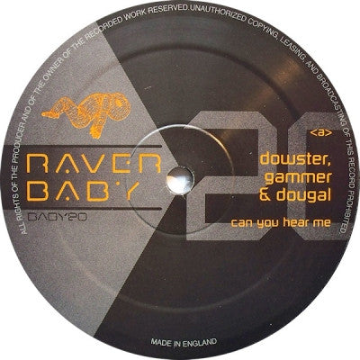 DOWSTER, DOUGAL & GAMMER - Can You Hear Me / Starlight