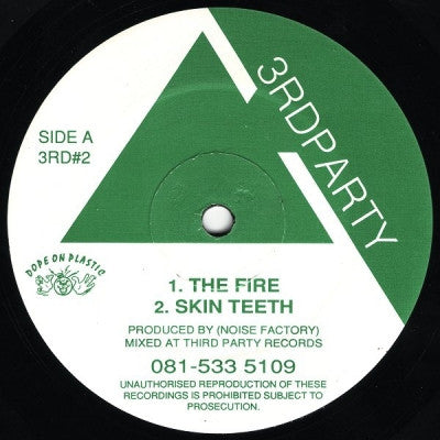 NOISE FACTORY - The Fire / Skin Teeth / Set Me Free (Remix) / Breakage#2