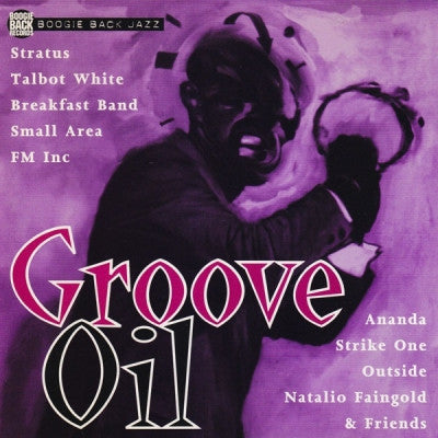 VARIOUS - Groove Oil