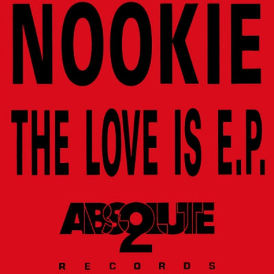 NOOKIE - The Love Is...EP
