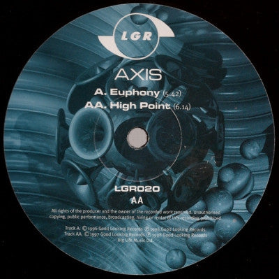 AXIS - Euphony / High Point