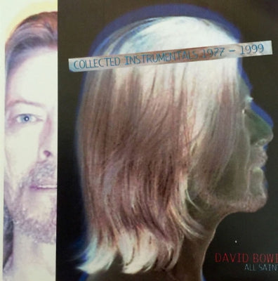 DAVID BOWIE - All Saints - Instrumentals 1977-1999