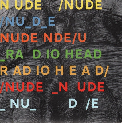 RADIOHEAD - Nude / 4 Minute Warning