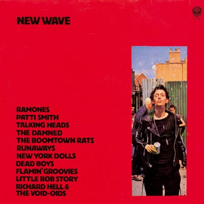 VARIOUS - New Wave