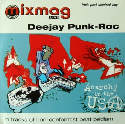 DEEJAY PUNK-ROC - Anarchy In The USA
