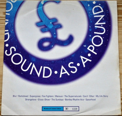 VARIOUS - Sound As A Pound
