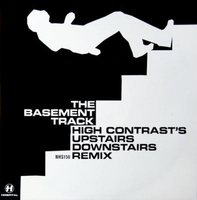 HIGH CONTRAST - Basement Track (Upstairs Downstairs Remix) / Seven Notes In Black