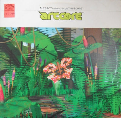 VARIOUS ARTISTS - Artcore (Ambient Jungle)
