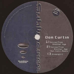 DAN CURTIN - Voices From Another Age / Greengirl