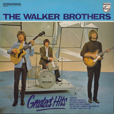 THE WALKER BROTHERS - Greatest Hits