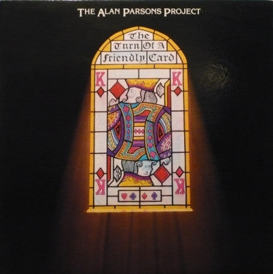 THE ALAN PARSONS PROJECT - The Turn Of A Friendly Card feat The Gold Bug
