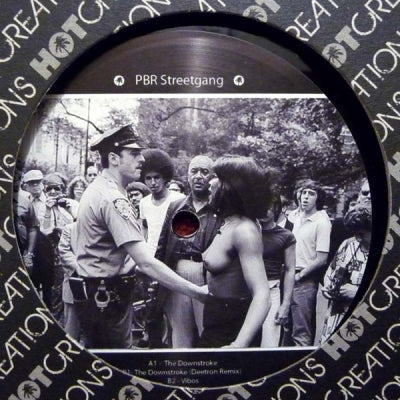 PBR STREETGANG - The Downstroke / Vibos