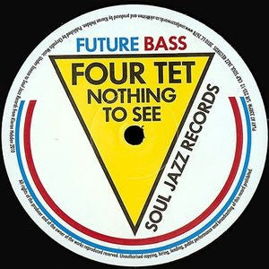 FOUR TET / MALA - Nothing To See / Don't Let Me Go