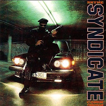 VARIOUS - Rhyme Syndicate Comin' Through