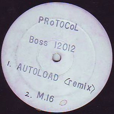 PROTOCOL - Ride To The Unknown / Autoload (Remix) / M.16