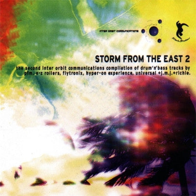 VARIOUS ARTISTS - Storm From The East 2