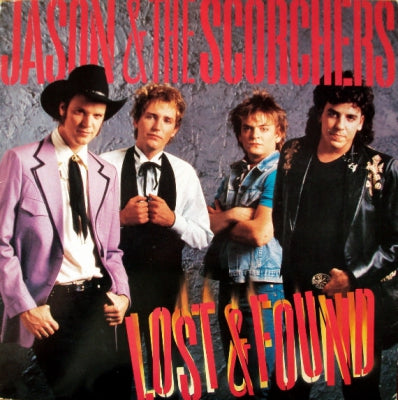 JASON AND THE SCORCHERS - Lost & Found