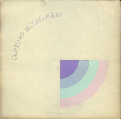 CURVED AIR - Second Album