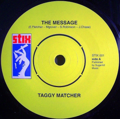 TAGGY MATCHER - The Message / Rockit