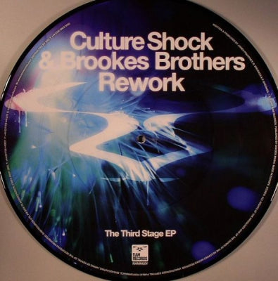 CULTURE SHOCK & BROOKES BROTHERS - Rework / Zeppelin