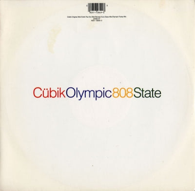 808 STATE - Cubik / Olympic