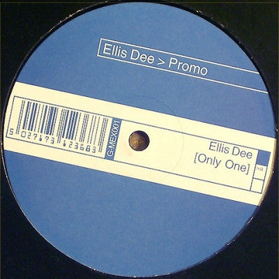 ELLIS DEE - Take Control / Only One