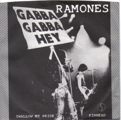 RAMONES - Swallow My Pride