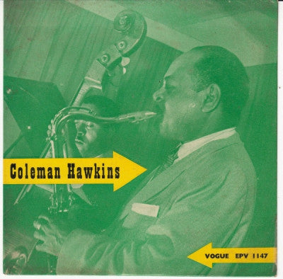 COLEMAN HAWKINS - Coleman Hawkins And His All Stars Featuring Miles Davis.