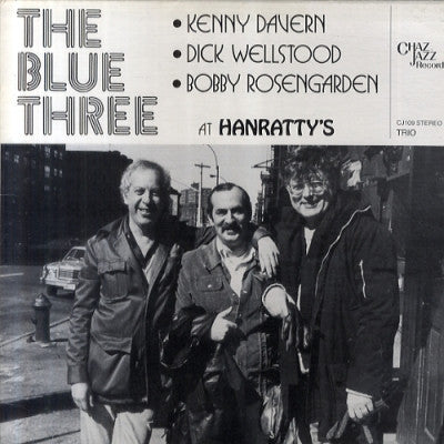 THE BLUE THREE - The Blue Three At Hanratty's
