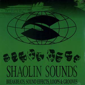 VARIOUS - Shaolin Sounds Vol. 5: Breakbeats, Sound Effects, Loops & Grooves