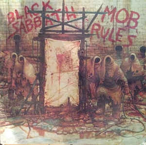 BLACK SABBATH - Mob Rules