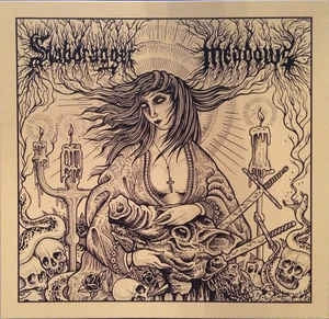 SLABDRAGGER / MEADOWS - Slabdragger / Meadows Split
