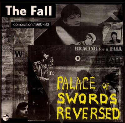 THE FALL - Palace Of Swords Reversed