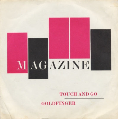 MAGAZINE - Touch And Go / Goldfinger