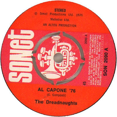 THE DREADNAUGHTS - Al Capone '76 / Mexican Hustle