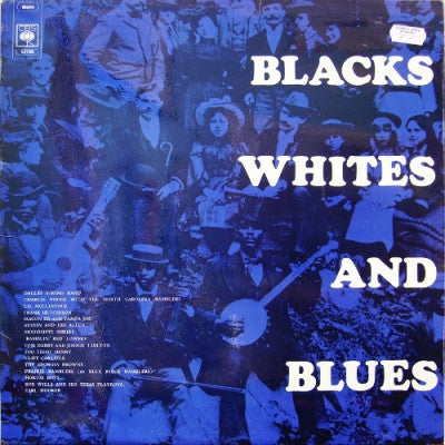 VARIOUS - Blacks Whites And Blues