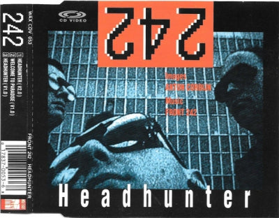 FRONT 242 - Headhunter