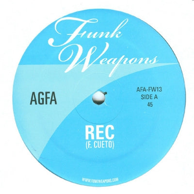 ALL GOOD FUNK ALLIANCE - Rec